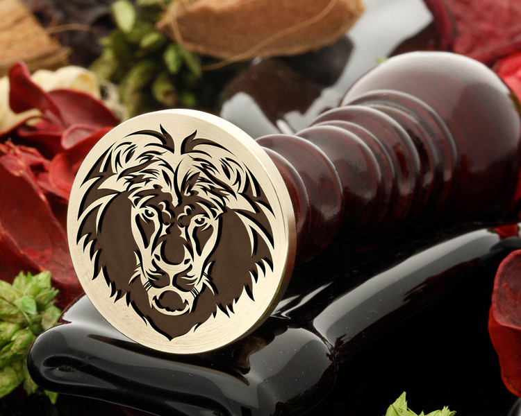 Lion 8 Wax Seal