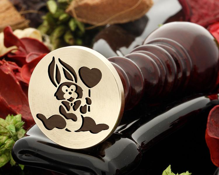 Rabbit 8 Wax Seal
