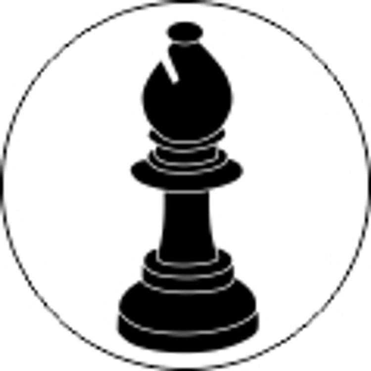 Chess Bishop 2 - minimum size 25mm