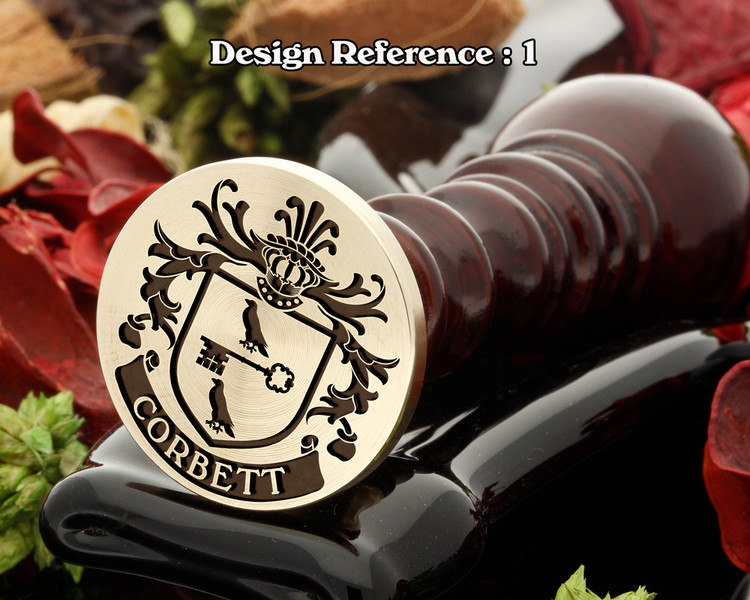 Corbett Wax Seal Design