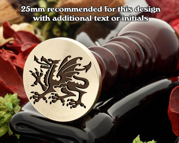 Dragon D29 Wax Seal Stamp