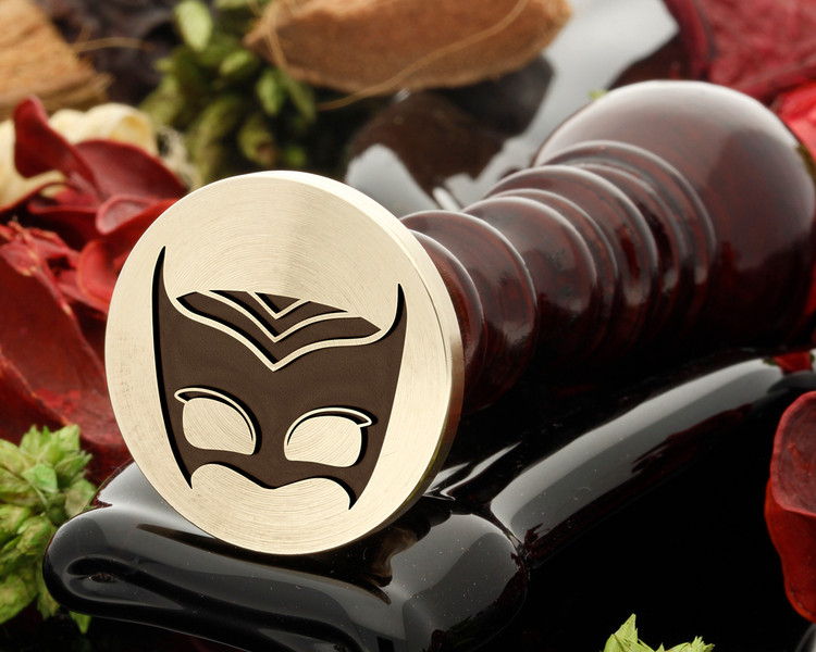 Hero Mask Wax Seal