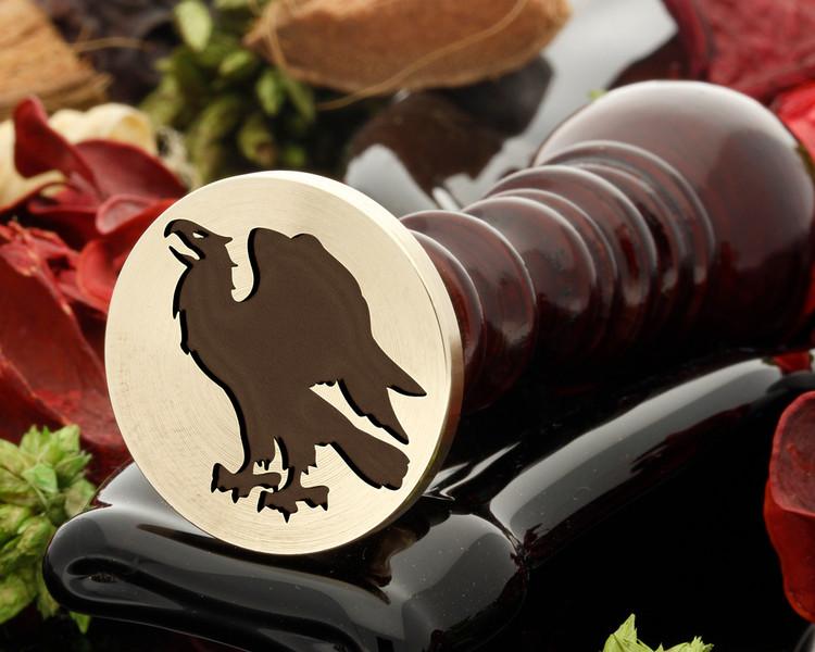 Crest Eagle 17 Wax Seal