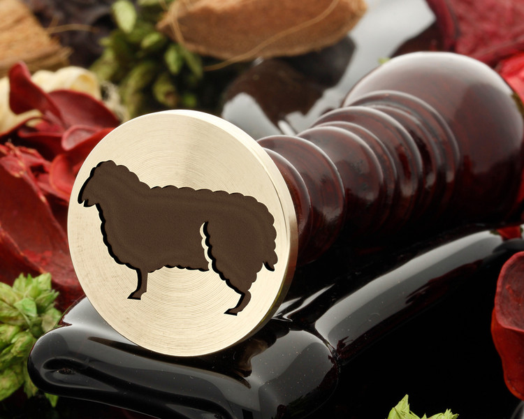 Sheep 1 Wax Seal