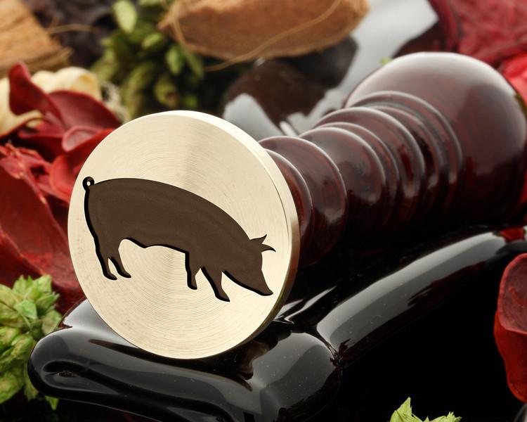 Pig 2 Wax Seal