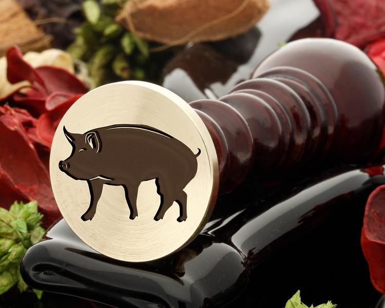 Pig 3 Wax Seal