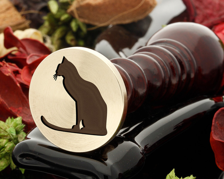 Cat 5 Wax Seal Stamp