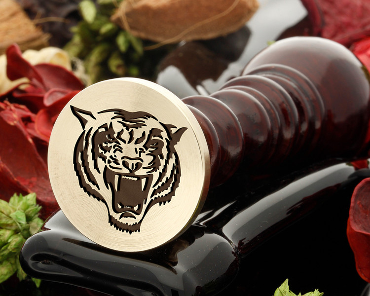 Big Cat 2 Wax Seal