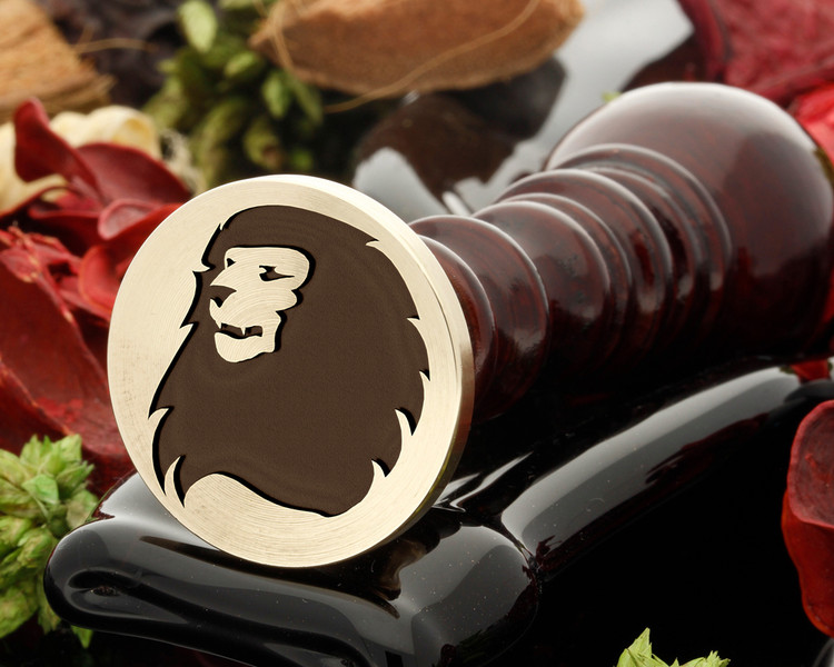 Lion 2 Wax Seal
