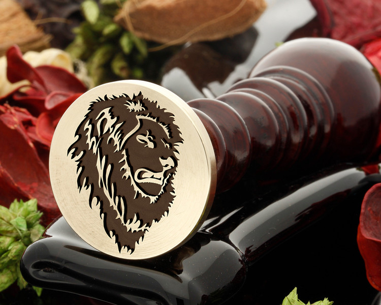 Lion 10 Wax Seal