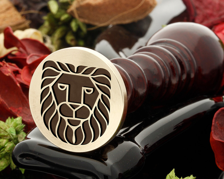 Lion 11 Wax Seal