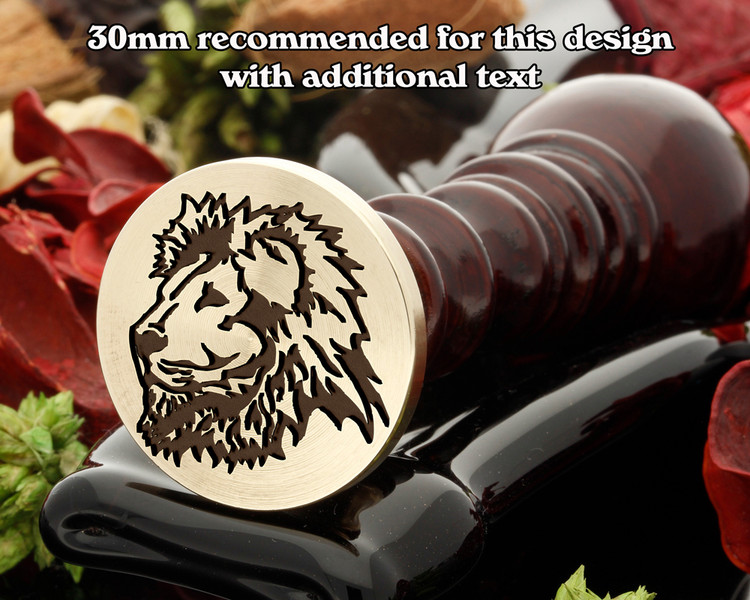 Lion D12 Wax Seal