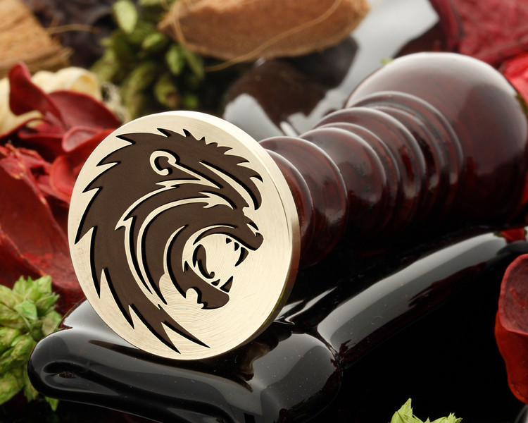Lion 19 Wax Seal