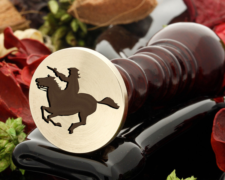 Dick Turpin Wax Seal