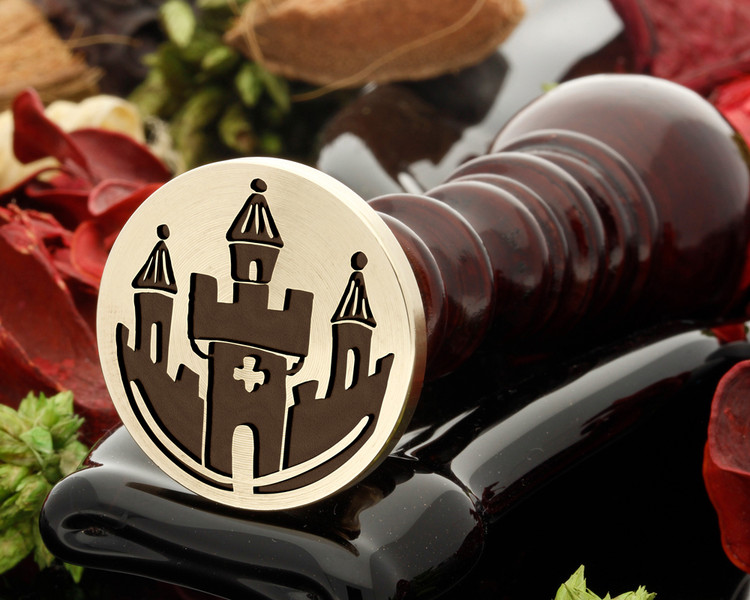 Knights Castle Wax Seal