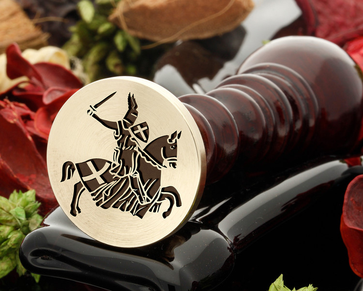 Knight 1 Wax Seal