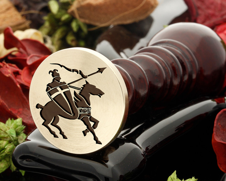 Knight 2 Wax Seal