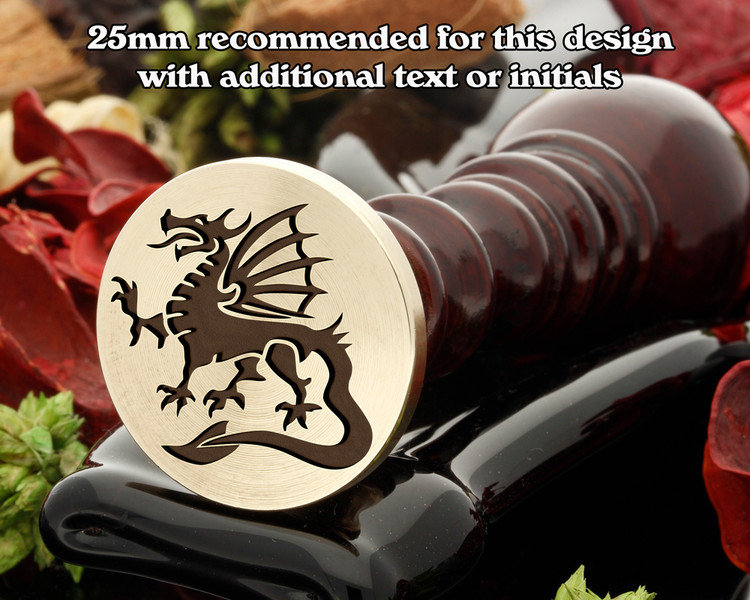Dragon D21 Wax Seal Stamp
