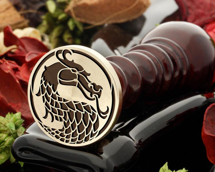 Dragon D22 Wax Seal Stamp
