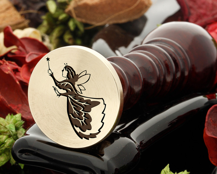 Fairy 4 Wax Seal