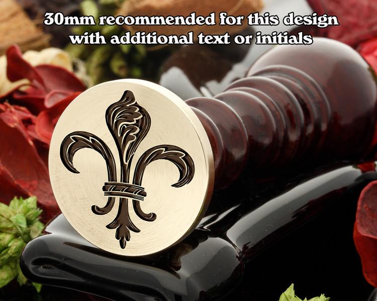 Fleur De Lys D11 - design only