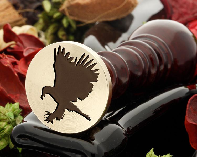 Eagle 1 Wax Seal