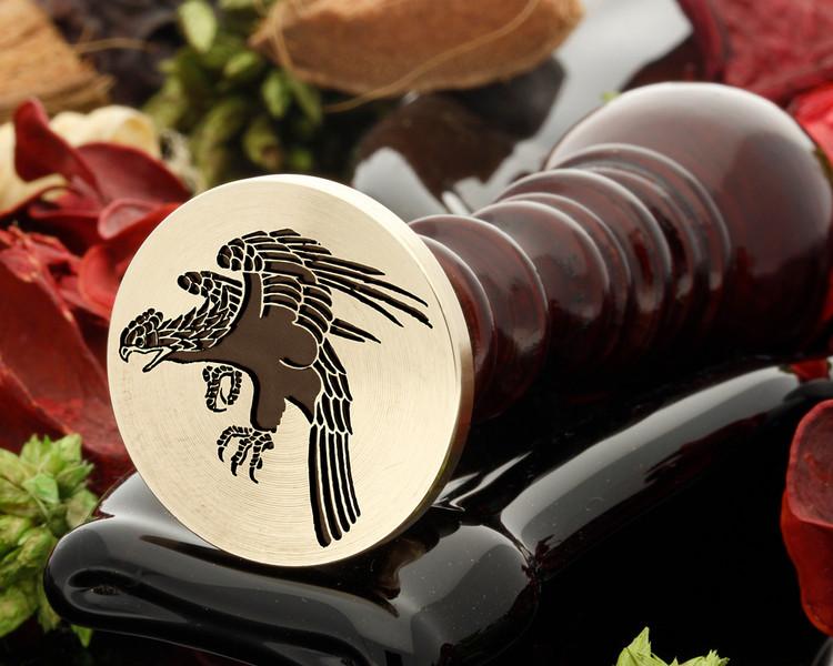 Eagle 3 Wax Seal