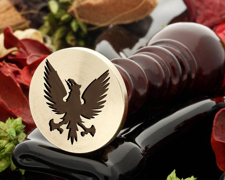 Crest Eagle 2 Wax Seal