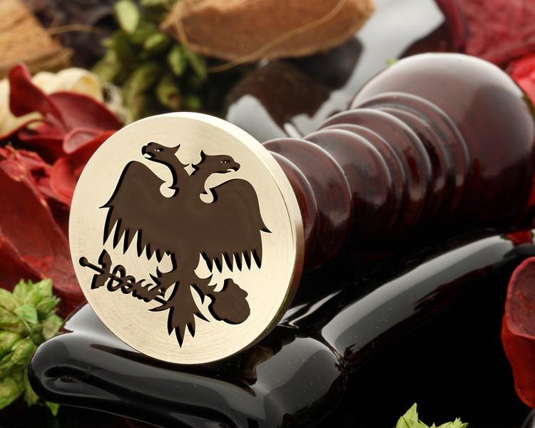 Crest Eagle 3 Wax Seal