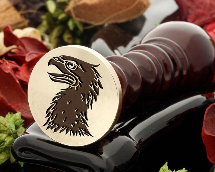 Crest Eagle 7 Wax Seal
