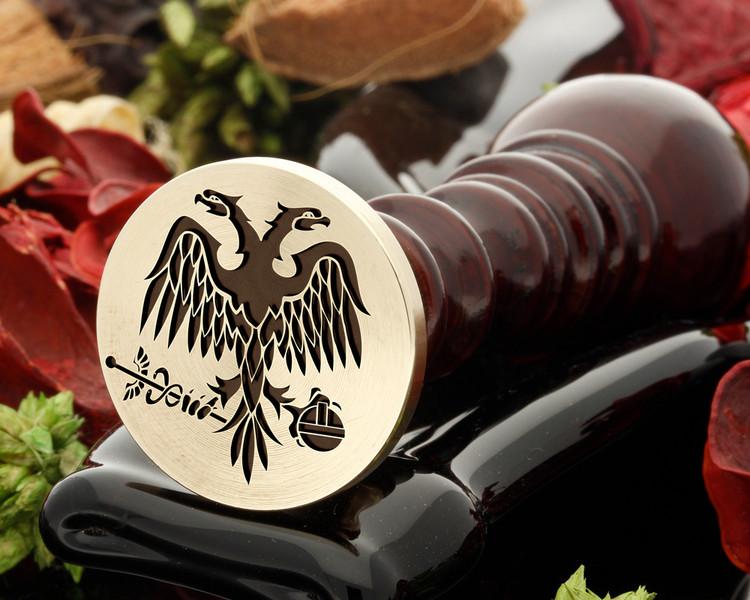 Crest Eagle 8 Wax Seal