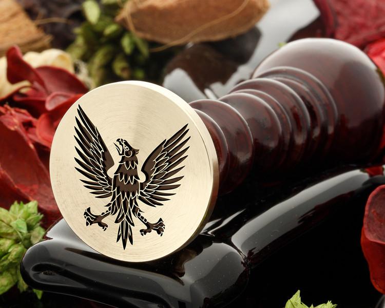 Crest Eagle 9 Wax Seal
