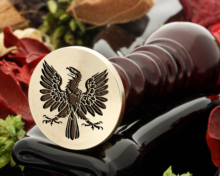 Crest Eagle 10 Wax Seal