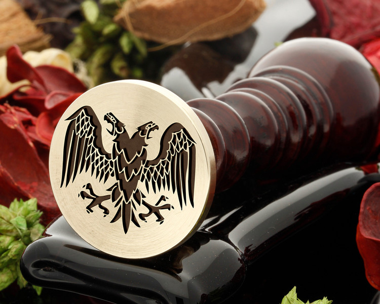 Crest Eagle 11 Wax Seal