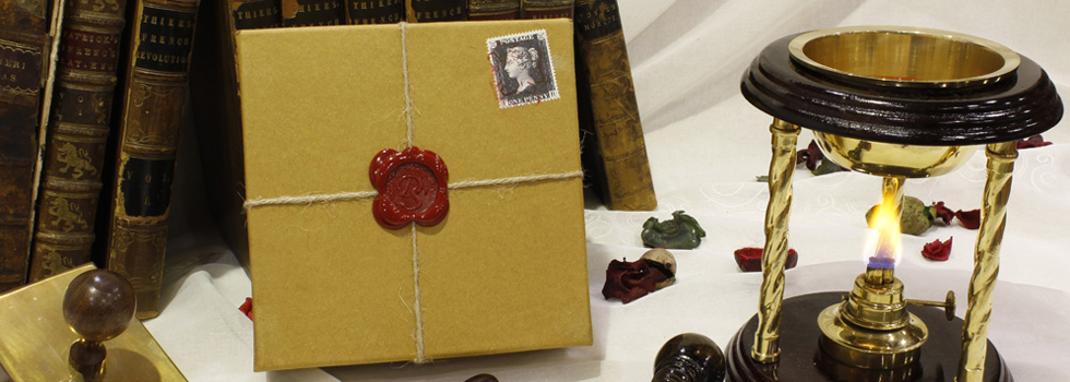Deluxe wax seal melting pot