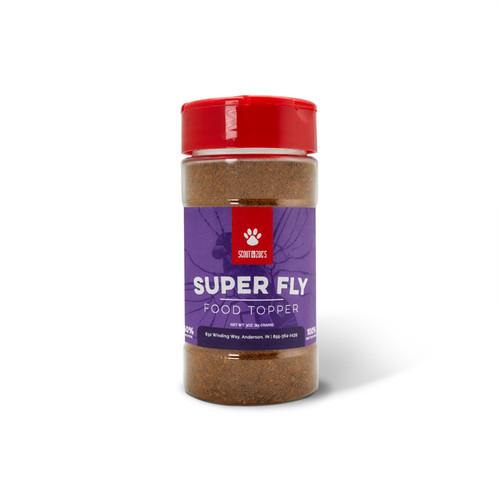 Black Soldier Fly Larvae Food Topper