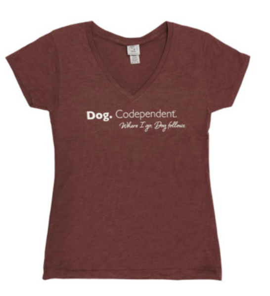 Dog Codependent Tee