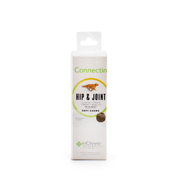 Connectin Hip and Joint Soft Chews in package