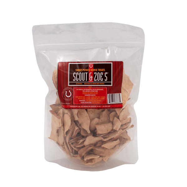 EQUINE Sweet Potato Horse Treat for Stallions