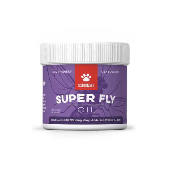 Super Fly Black Soldier Fly Larvae Oil