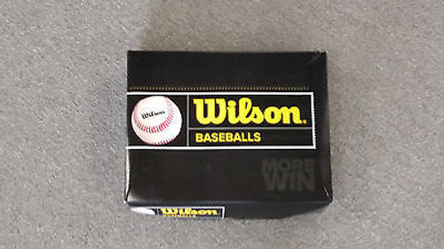 Wilson Soft T-ball(Dozen) - Used
