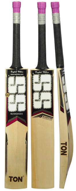 SS Gladiator Grade 1+ Cricket Bat English Willow
