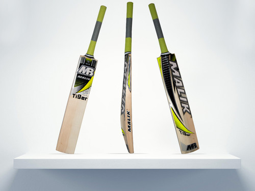 MB Malik Tiger English Willow Cricket Bat