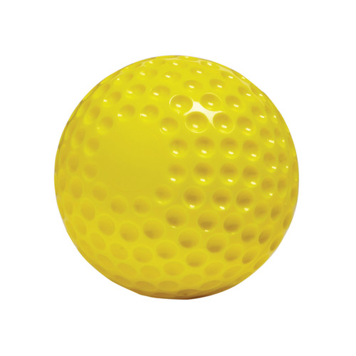 BOWLING MACHINE BALL - YELLOW