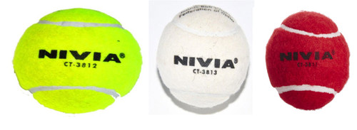 Nivia Heavy Tennis Ball Cricket Ball