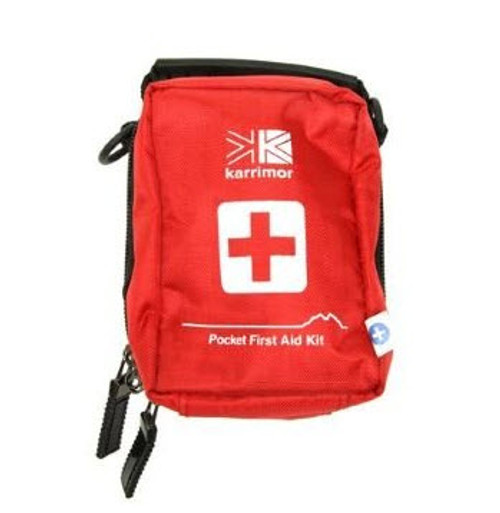 Karrimor Mini First Aid Kit Red