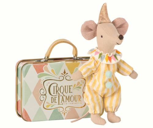 Maileg Clown in Suitcase