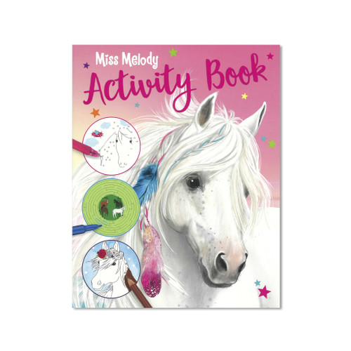 Miss Melody Activity Book