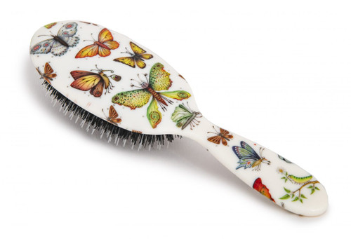 Rock & Ruddle Brush Large - Butterflies