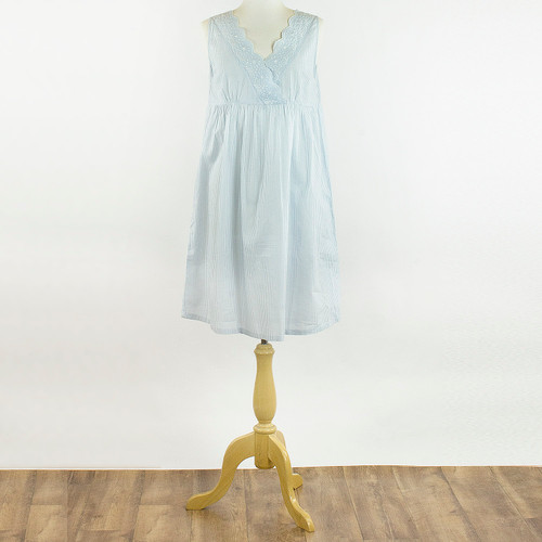 French Country  Sleeveless Nightie FCR110